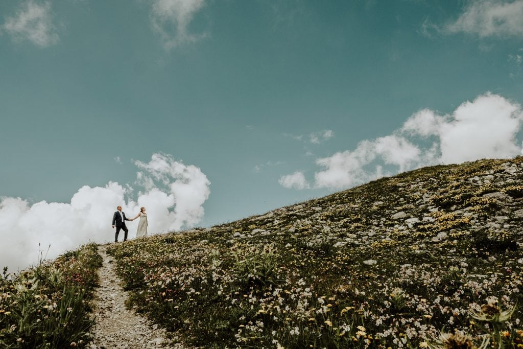 After Wedding Shoot In Lech Austria by Adventure Wedding Photographer Wild Connections Photography