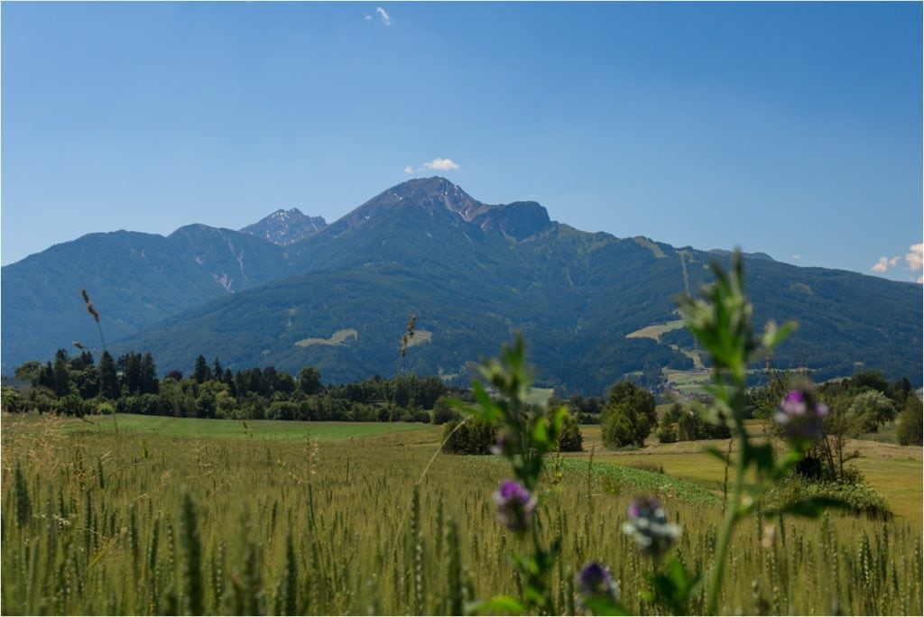 The view from Igls to the Nockspitze by Wild Connections Photography
