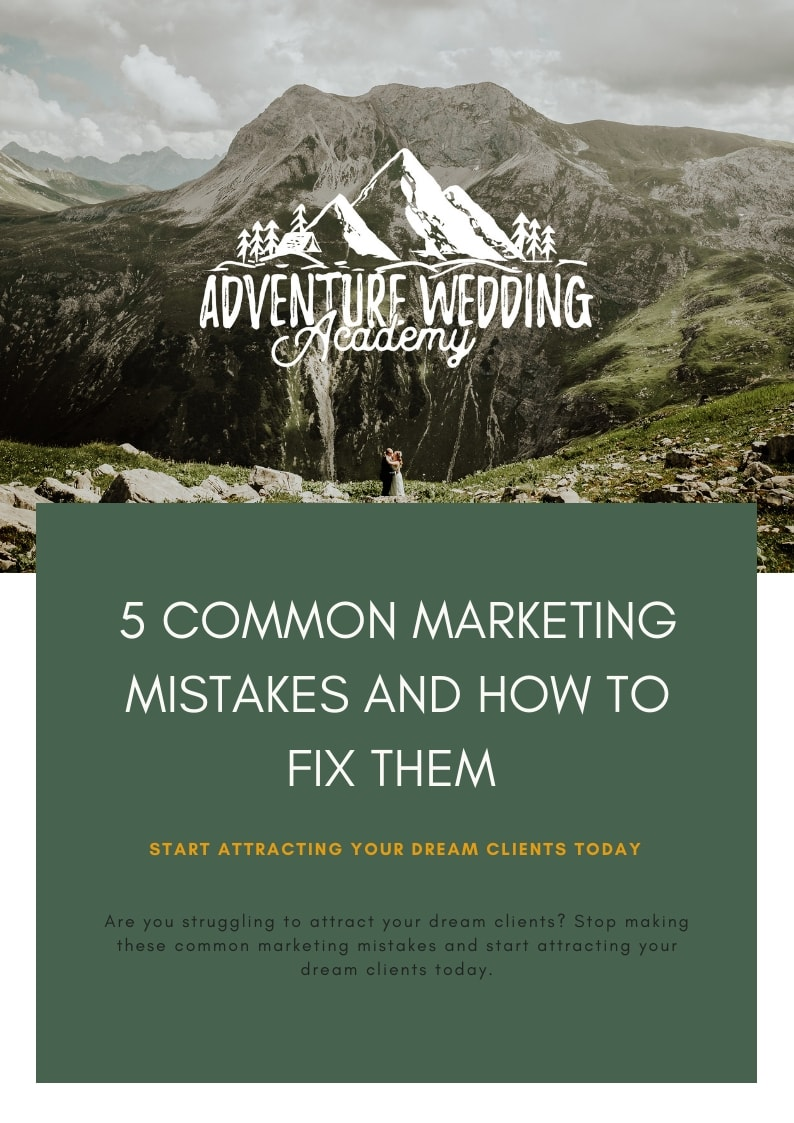 marketing mistakes opt-in graphic
